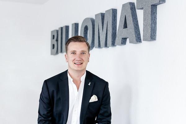 Paul-Alexander Thies, Billomat