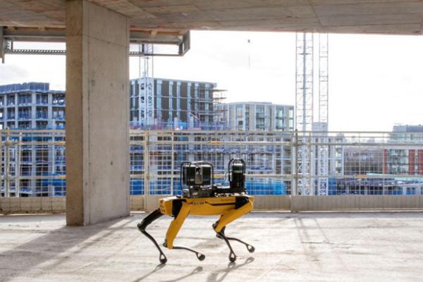 Spot, Roboterhund, Boston Dynamics, Digidog