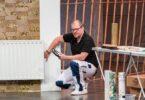 Michael Heide, SmartQ, Smart Q, ergonomische Tapezierbürste, ergonomische Haushaltsbürste, Die Höhle der Löwen