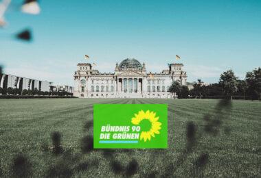 Die Grüne, Wahlprogramm, Steuer, Mobilität, Digitalisierung, Bundestag.