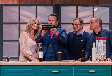 Dagmar Wöhrl, Ralf Dümmel, Georg Kofler, Winemaster Bottle