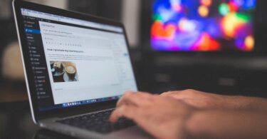 WordPress Website erstellen IONOS Anleitung