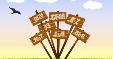 Beliebteste Domainendungen IONOS