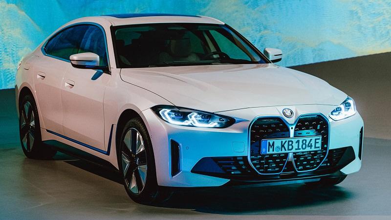 BMW i4, Weltumwelttag