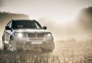 BMW, SUV, Geländewagen, Auto, neue Kfz-Steuer