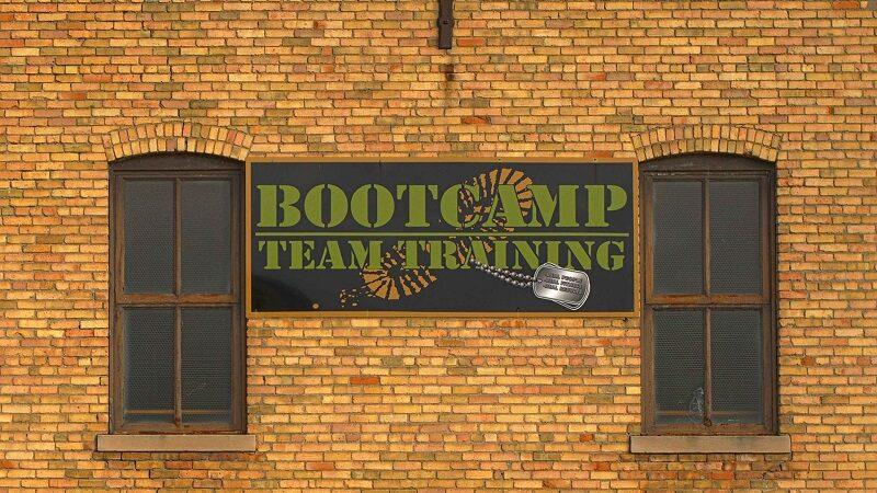 Bootcamp, Fitness, Gebäude, Programmieren lernen