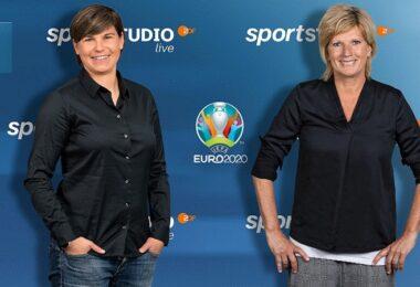 Ariane Hingst, Claudia Neumann, ZDF, Sexismus im Fußball