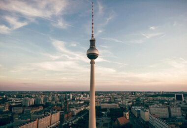 Berlin, Stadt, Fernsehturm, Unternehmensstandort