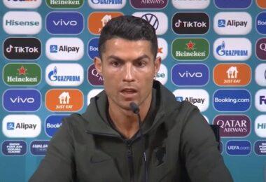 Cristiano Ronaldo, CR7, EM 2020, Coca-Cola-Aktie, Ronaldo Coca Cola