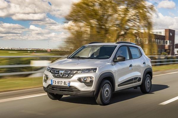 Dacia Spring Electric, Elektroauto, E-Auto, SUV