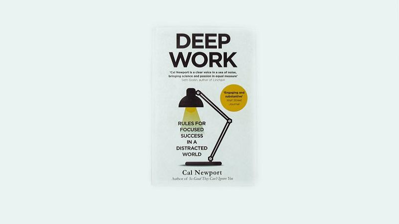 Deep Work, konzentriert arbeiten, fokussiert arbeiten, Cal Newport