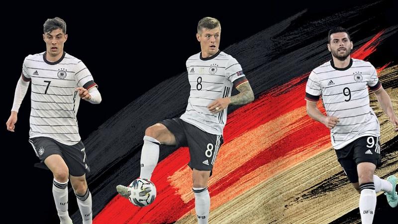 DFB, deutsche Fußballer, deutsche Nationalspieler, EM 2020, EM 2021