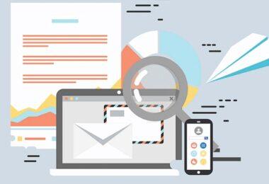 E-Mail, Emails, Productivity Hack, Produktivität im Büro