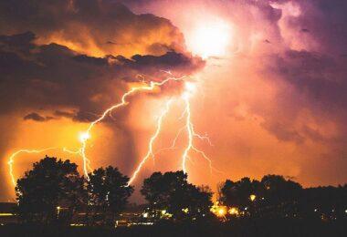 Gewitter, Blitz, Donner, Unwetter, Shitstorm meistern