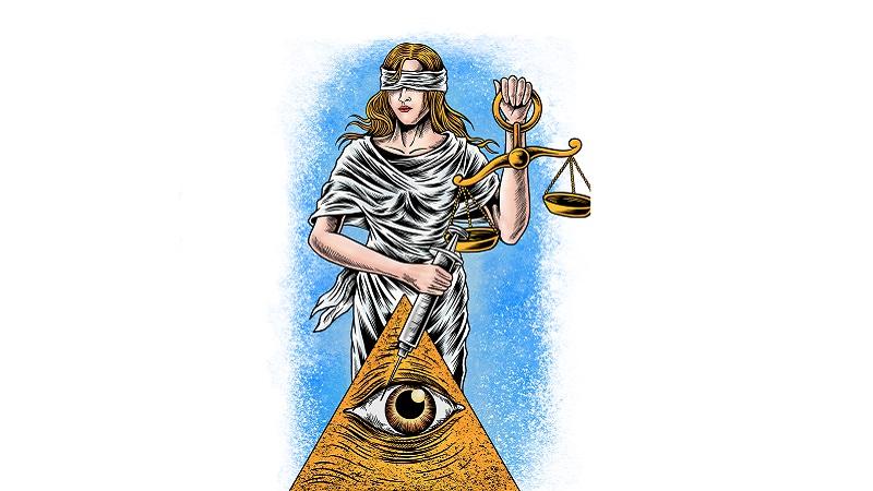 Illuminati, Verschwörungstheorien, Verschwörungstheoretiker