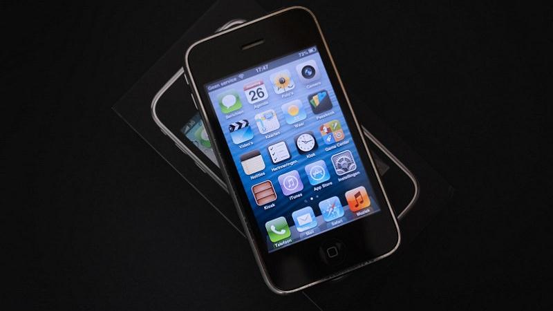 iPhone 3GS, Apple, Smartphone, 3G-Abschaltung in Deutschland, 3G-Netz