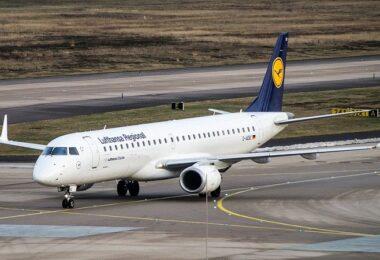 Lufthansa, Lufthansa Regional, Zug vs Flugzeug, Zug vs. Flugzeug, Bahn oder Flugzeug, Zug oder Flugzeug