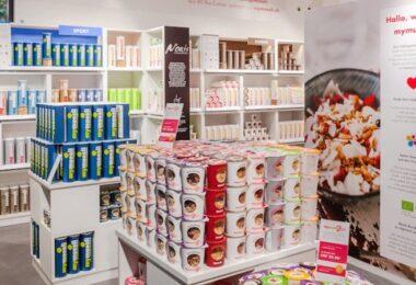 Mymüsli, Müsli, Start-up, Passau, Ernährung, Lebensmittel, Mymuesli