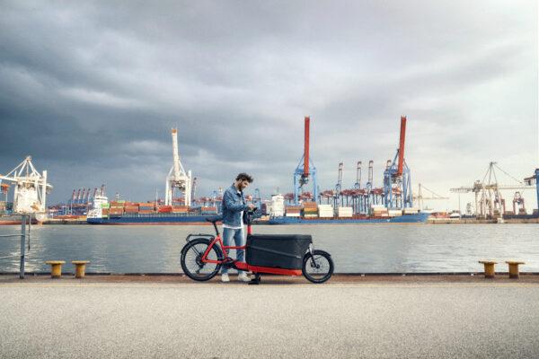 Riese und Muller, Fahrrad