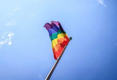 Regenbogenfahne, Regenbogenflagge, LGBTQ*, Pride Month, Gay Pride, Pride Parade