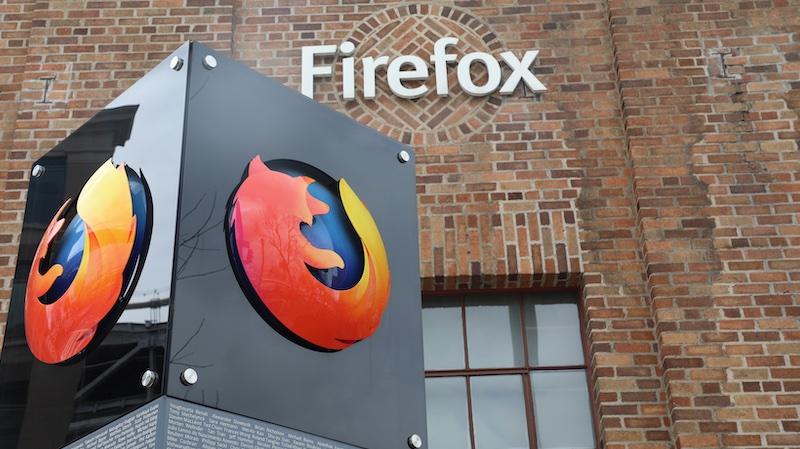 Sponsored Tiles, Firefox, Mozilla
