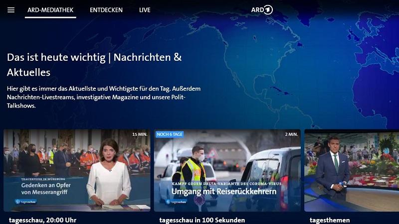 Streaming, ARD, ZDF, Mediathek, Netflix, ARD-ZDF-Streamingdienst