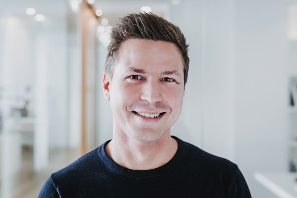 Sven Straubinger, Head of Apps, 21TORR, 21Torr