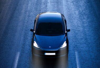Tesla, Elektroauto