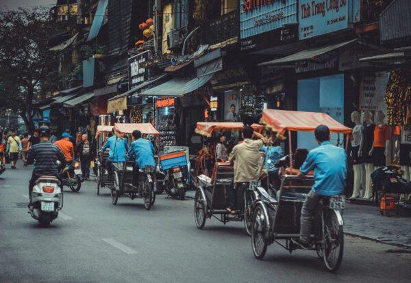 Vietnam, beste Länder zum Arbeiten