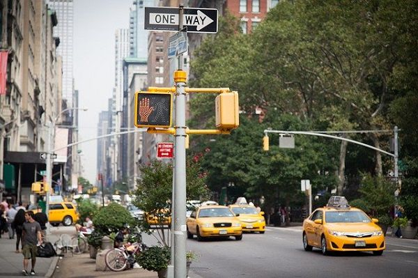 Taxi, Taxis, Transport, Public Transport, Transportwesen, New York City