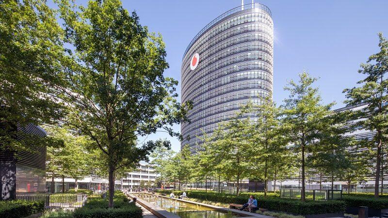 Vodafone-Zentrale Deutschland, Vodafone