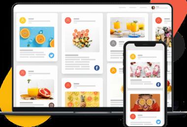 Website Social Media Juicer