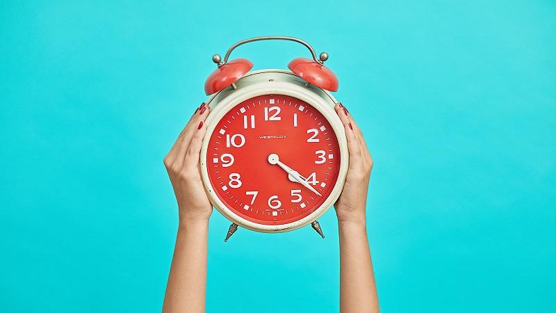 Wecker, Uhrzeit, Uhr, Alarm, 5-Stunden-Tag