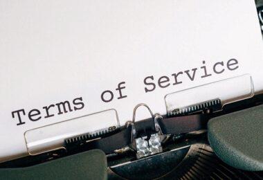 AGB, Allgemeine Geschäftsbedingungen, Terms of Service