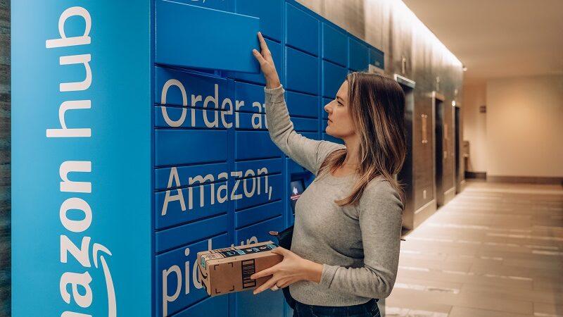 Amazon, Amazon Flex, Amazon Hub, Paket, Amazon kündigt per Algorithmus