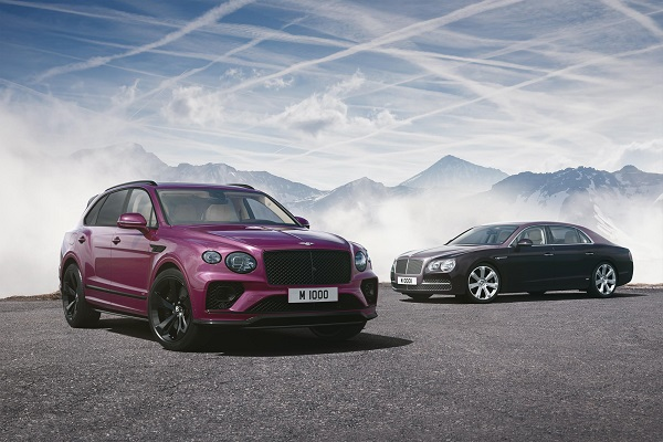 Bentley, Auto, Luxus