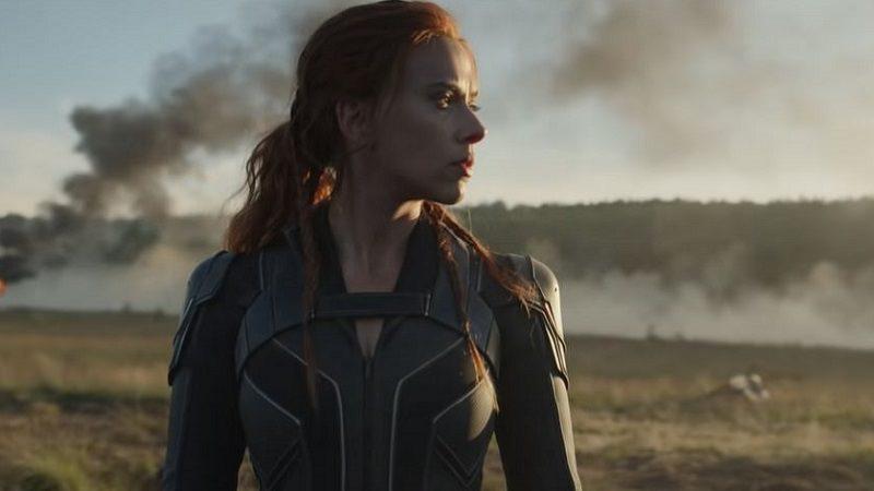 Scarlett Johansson, Black Widow, Black Widow bei Disney Plus