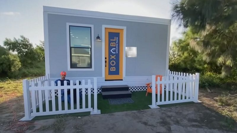 Tiny House, Boxabl, Elon Musk