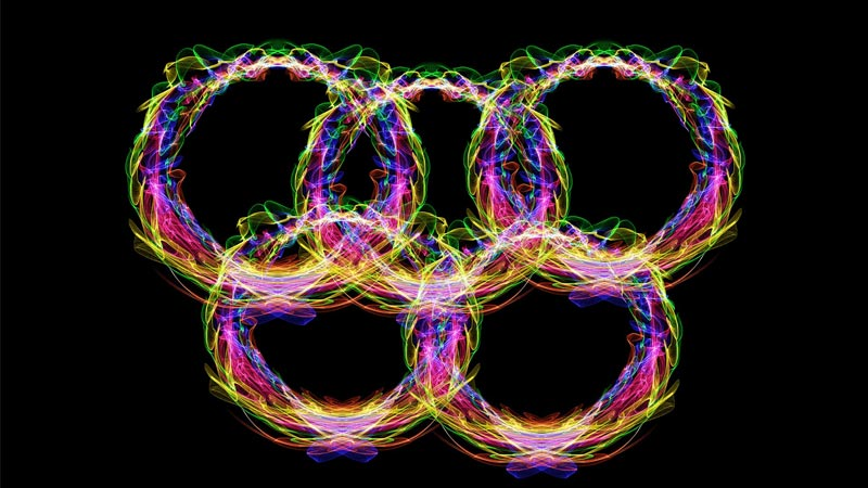 Olympia, Olympische Spiele, Olympische Ringe, Olympia 2020, Toyota