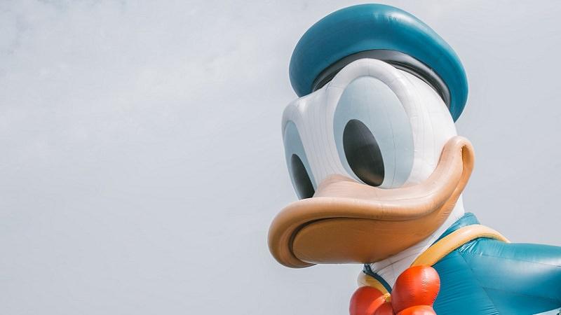 Donald Duck, Disneyland, Disney World, neu bei Disney Plus im August 2021