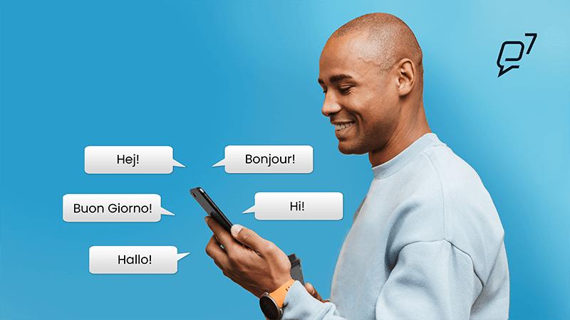 ebot7 Mehrsprachige Bots