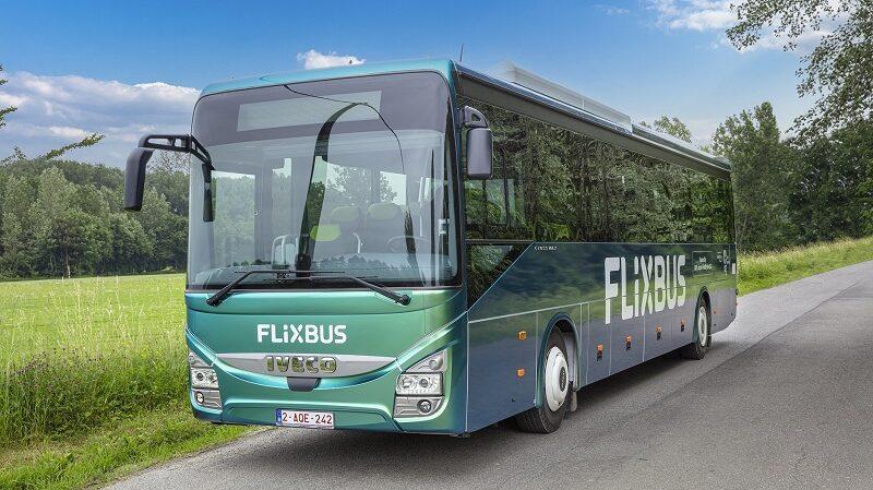 Flixbus, Biogas, Fernbus, Iveco
