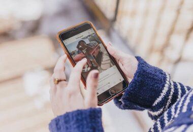 Instagram Reels, Instagram Reels Tik Tok, Smartphone, Systemwandel bei Instagram, toxische Wirkung von Instagram