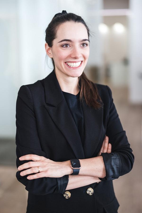 Isabell Höffner, Chief Design Officer, 21Torr