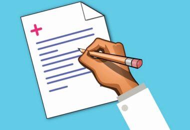 Rezept, Arztrechnungen bezahlen, Arztrechnung PKV
