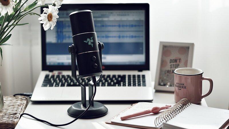 Schnittprogram, Editing, Audacity, Podcast
