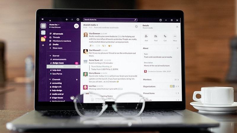 Slack, Slack Messenger, Slack-Sicherheitslücke, Slack Data Leak iOS