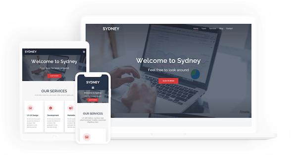 Sydney Theme Templates WordPress-Themes