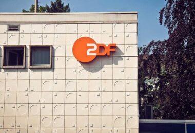ZDF, ZDF-Nachrichtenstudio neu, neues ZDF-Nachrichtenstudio Mainz