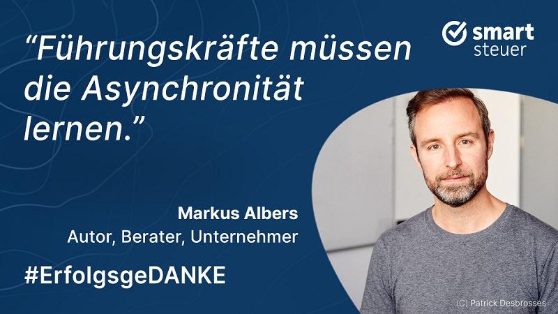 ErfolgsgeDANKE, Podcast, Kreativität, Markus Albers, Rethink